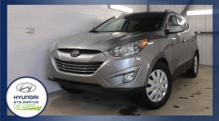 Used 2013 Hyundai Tucson Tract intégrale 4 p, I4 boîte auto GL *D for sale in Val-David, QC