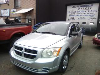 Used 2010 Dodge Caliber 4DR HB SE for sale in Longueuil, QC