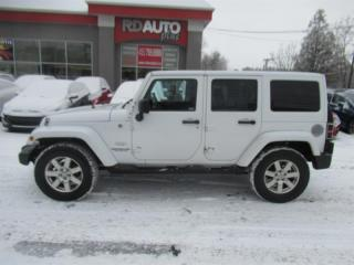 Used 2012 Jeep Wrangler 4WD 4dr for sale in Notre-Dame-Des-Prairies, QC