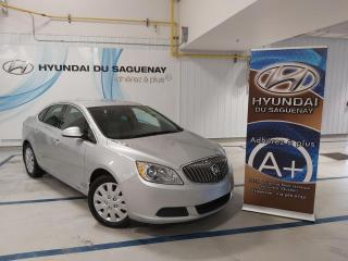 Used 2015 Buick Verano AC/MAGS/PNEUS D'HIVER for sale in Jonquière, QC