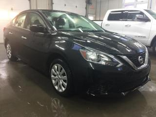 Used 2018 Nissan Sentra S for sale in Boischatel, QC
