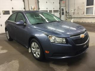 Used 2014 Chevrolet Cruze 1LT for sale in Boischatel, QC