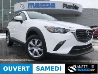 Used 2017 Mazda CX-3 AWD GX AUTO AIR CRUISE BLUETOOTH for sale in Mascouche, QC
