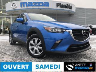 Used 2017 Mazda CX-3 GX AWD AUTO AIR CRUISE BLUETOOTH for sale in Mascouche, QC