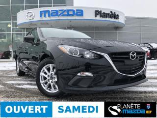 Used 2016 Mazda MAZDA3 GS AIR MAG NAVIGATION BLUETOOTH for sale in Mascouche, QC