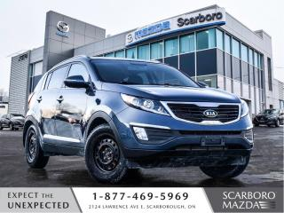 Used 2012 Kia Sportage FWD Auto EX|1 OWNER|WINTER TIRES for sale in Scarborough, ON
