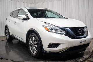 Used 2016 Nissan Murano SL AWD CUIR TOIT PANO NAV MAGS for sale in Île-Perrot, QC
