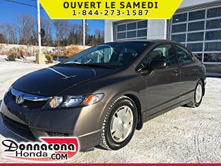 Used 2011 Honda Civic DX-G *GARANTIE 10 ANS / 200 000 KM* for sale in Donnacona, QC