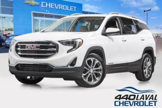 Used 2018 GMC Terrain AWD SLT toit ouvrant cuir volant chauffant mags for sale in Laval, QC