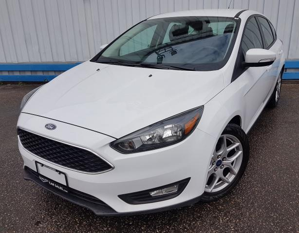 2015 Ford Focus SE Hatchback *AUTOMATIC*