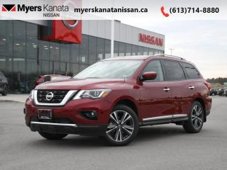 New 2020 Nissan Pathfinder Platinum  - Navigation - $320 B/W for sale in Kanata, ON