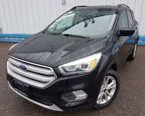 Used 2018 Ford Escape SEL 4WD *LEATHER-SUNROOF* for sale in Kitchener, ON