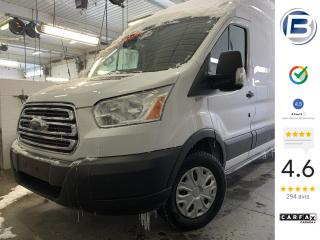 Used 2019 Ford fourgon T-250 EL toit surélevé 148 po for sale in St-Hyacinthe, QC