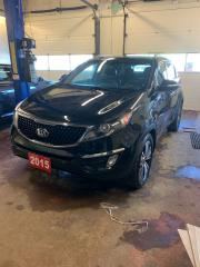 Used 2015 Kia Sportage AWD for sale in Orillia, ON
