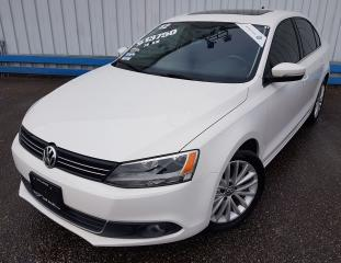 Used 2012 Volkswagen Jetta Highline *TDI DIESEL* for sale in Kitchener, ON