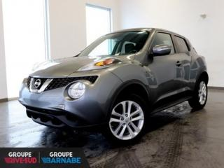 Used 2016 Nissan Juke SV MANUELLE  || AIR CLIMATISÉ || BLUETOOTH || MAGS UN PROPRIETAIRE JAMAIS ACCIDENTÉ for sale in Brossard, QC