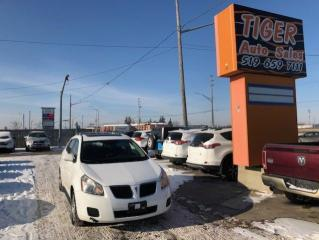 Used 2010 Pontiac Vibe (TOYOTA MATRIX)*ALL WHEEL DRIVE*ONLY 182KMS*AS IS for sale in London, ON