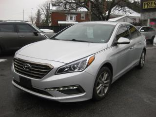 Used 2016 Hyundai Sonata GLS 2.4L 4cyl AC Sunroof Rev Cam htd seat PL PM PW for sale in Ottawa, ON