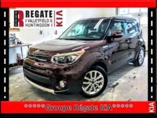 Used 2017 Kia Soul EX** BALANCE DE GARANTIE DU MANIFACTURIER 5 ANS/ 100 000 KM for sale in Salaberry-de-Valleyfield, QC