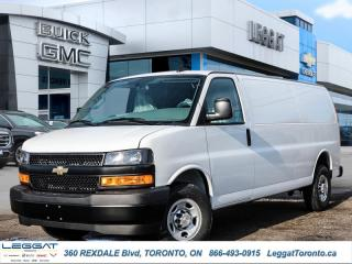 New 2020 Chevrolet Express Cargo Van for sale in Etobicoke, ON