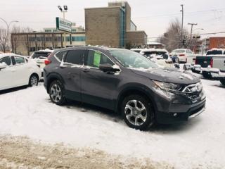 Used 2018 Honda CR-V Ex toit awd + garantie honda plus 60 mois ou 120000km for sale in Drummondville, QC