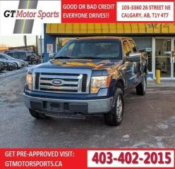Used 2010 Ford F-150 XLT for sale in Calgary, AB