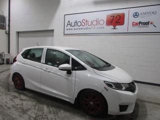 Used 2015 Honda Fit LX Manuelle **MODIFIÉ**MAGS**CAM RECUL** for sale in Mirabel, QC