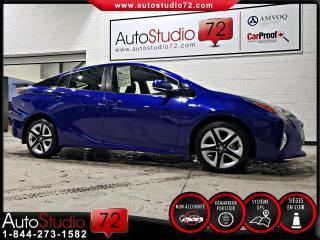 Used 2017 Toyota Prius HYBRID TOURING **NAVI**PUSH START** for sale in Mirabel, QC