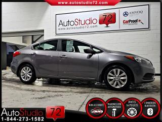 Used 2015 Kia Forte LX **AUTO**A/C**BLUETOOTH** for sale in Mirabel, QC