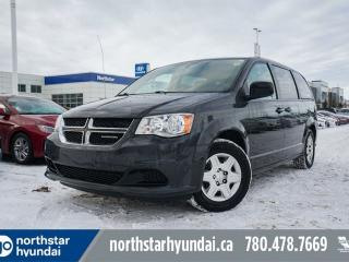 Used 2012 Dodge Grand Caravan CVP/POWERGROUP/TINT/AC/STEERINGAUDIOCONTROLS for sale in Edmonton, AB