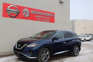 New 2020 Nissan Murano Platinum/AWD/PANO ROOF/COOLED LEATHER for sale in Edmonton, AB