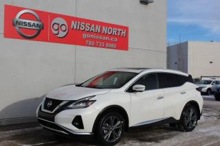 New 2020 Nissan Murano DEMO/Platinum/AWD/PANO ROOF/COOLED LEATHER for sale in Edmonton, AB
