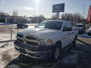 Used 2015 RAM 1500 ST QUAD CAB  4X4 5.7 LITRES V8 for sale in Repentigny, QC