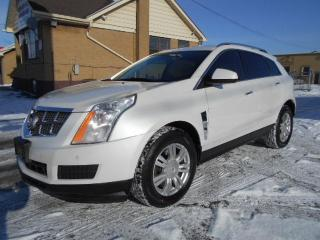 Used 2010 Cadillac SRX 3.0 Luxury AWD Loaded Leather Panoramic Roof 167Km for sale in Rexdale, ON