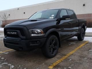 New 2019 RAM 1500 Classic Warlock 4x4 Crew Cab / Sunroof for sale in Edmonton, AB