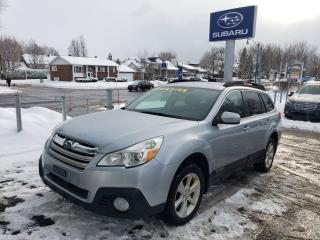 Used 2014 Subaru Outback 2.5i CONVENIENCE MANUELLE AWD MAGS for sale in Repentigny, QC