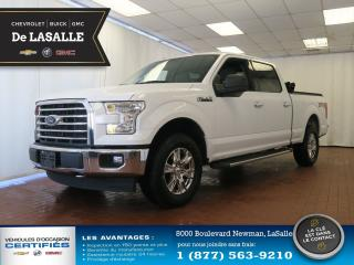 Used 2017 Ford F-150 for sale in Lasalle, QC