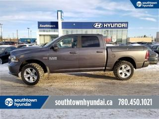 Used 2015 RAM 1500 CREW CAB/SUNROOF/LEATHER/NAVI for sale in Edmonton, AB