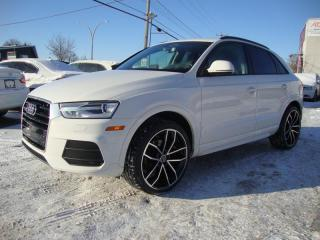 Used 2016 Audi Q3 QUATTRO PREMIUM PLUS PANORAMIC ROOF 20