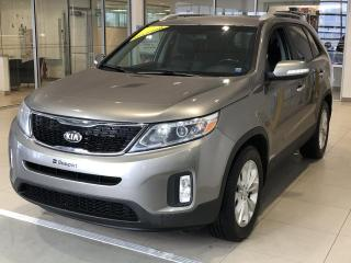 Used 2014 Kia Sorento Traction intégral, EX V6,CUIR, JAMAIS AC for sale in Beauport, QC