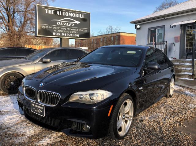 2012 BMW 535xi 535i xDrive M SPORT CERTIFIED NAVI NO ACCIDENT