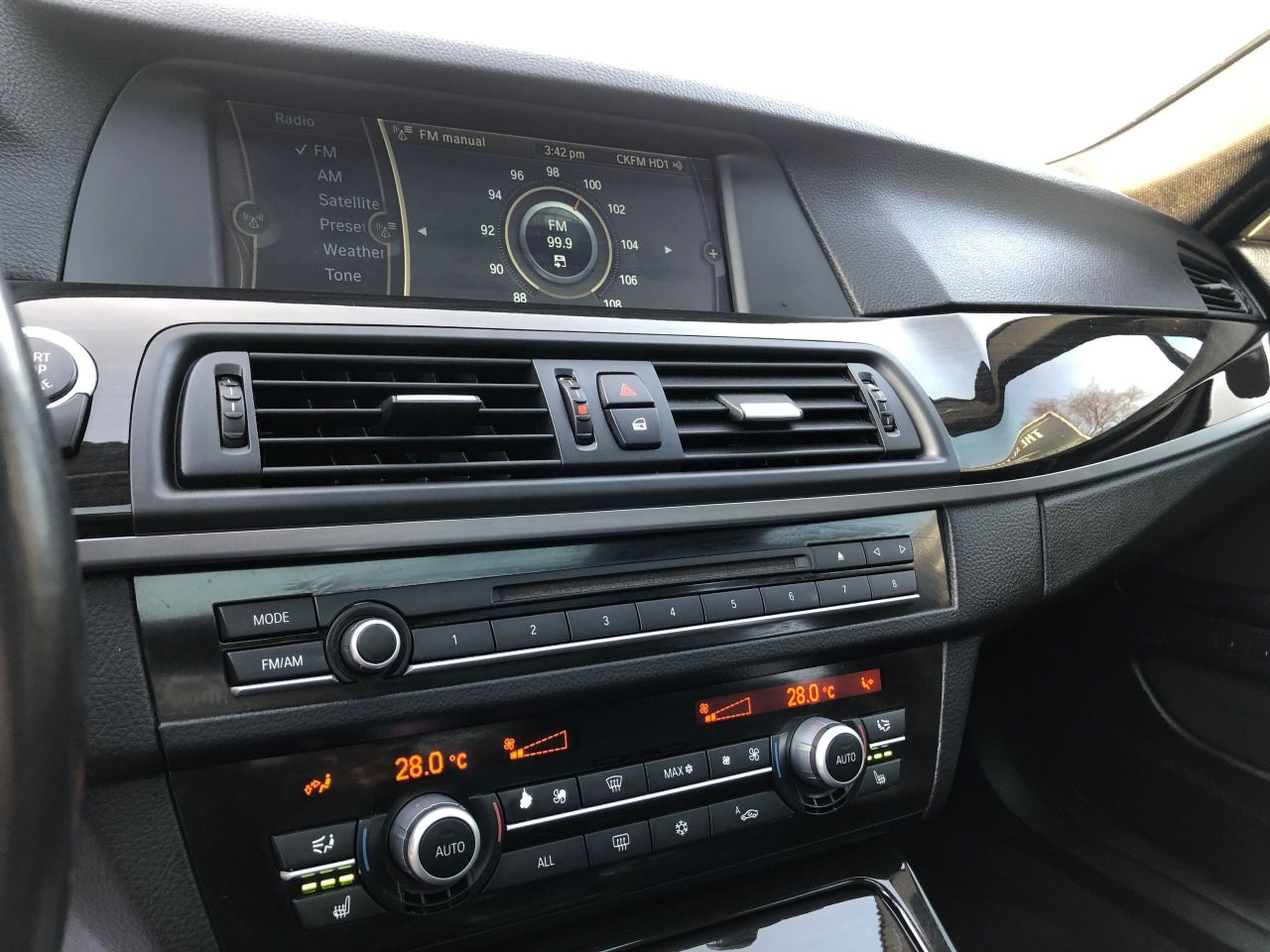 2012 BMW 535xi