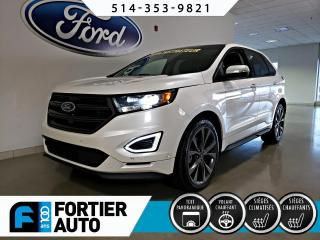 Used 2018 Ford Edge Sport Traction intégrale for sale in Montréal, QC