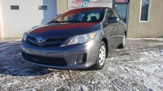 Used 2013 Toyota Corolla CE, A/C, CRUISE CONTROL, GROUPE ÉLECTRIQ for sale in Mirabel, QC