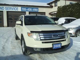 Used 2008 Ford Edge SEL, AWD for sale in Beaverton, ON