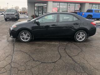 Used 2015 Toyota Corolla LE HEATED SEATS REVERSE PARKING CAMERA for sale in Cambridge, ON