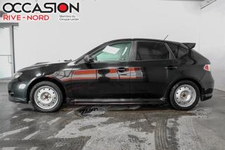 Used 2010 Subaru Impreza WRX 4x4 full for sale in Boisbriand, QC