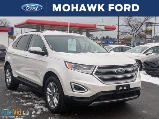 Used 2016 Ford Edge SEL for sale in Hamilton, ON