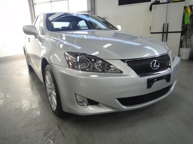 2008 Lexus IS 250 LOW KM,ONE OWNER,ALL SERVICE RECORDS