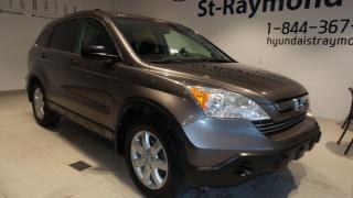 Used 2009 Honda CR-V EX AWD for sale in St-Raymond, QC